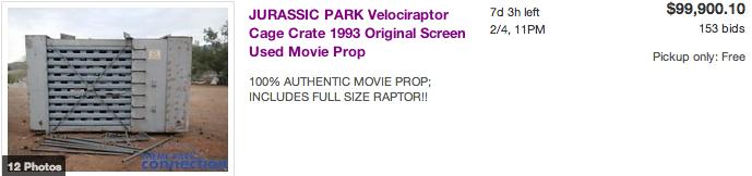 JurassicParkCage