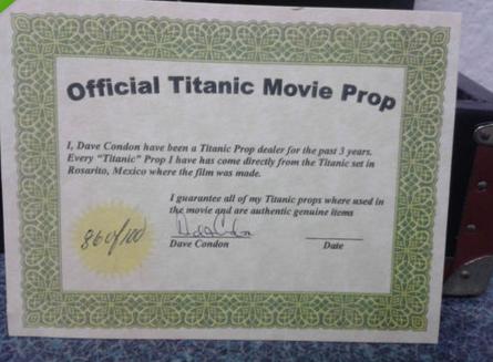 TitanicDealer