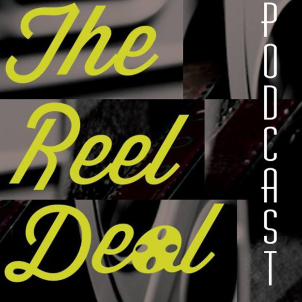 The Reel Deal Podcast Logo